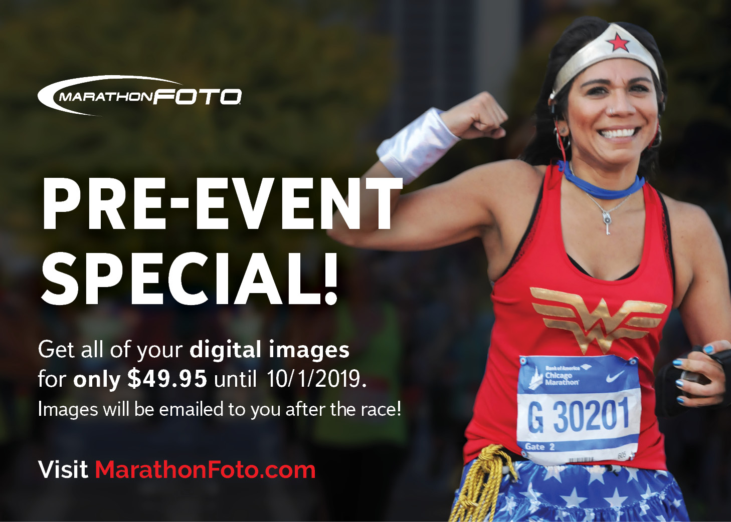 MarathonFoto - Pre-Event Special!