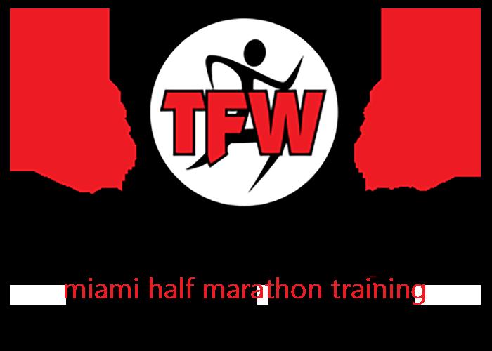 Miami Half Marathon Training