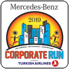 Fort Lauderdale Mercedes-Benz Corporate Run presented by Turkish Airlines