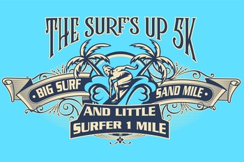 Surf's Up 5k, Big Surf Sand Mile & Little Surf Kids Mile