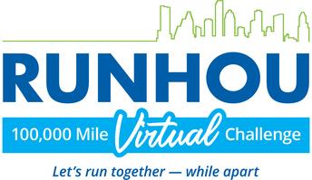 #RunHOU 100,000 Mile Challenge