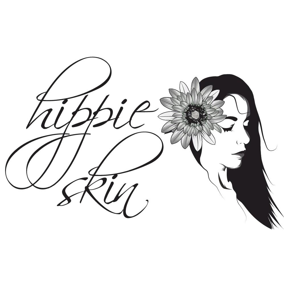 Hippie Skin Logo