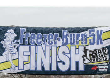 Freezer Burn 5k & Little Freeze 1 Mile