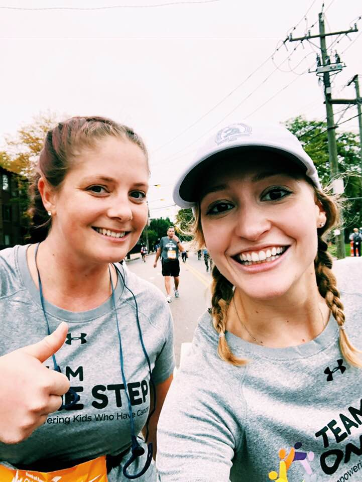 Team One Step/Camp One Step by Children's Oncology Services