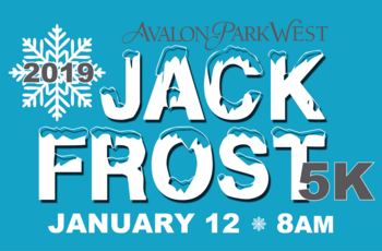 Jack Frost 5K logo