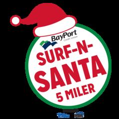 2019 Surf-n-Santa 5 Miler