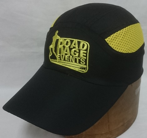 Road Rage Events Runners Hat