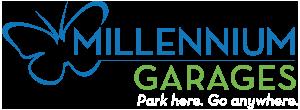 Race weekend parking Logo