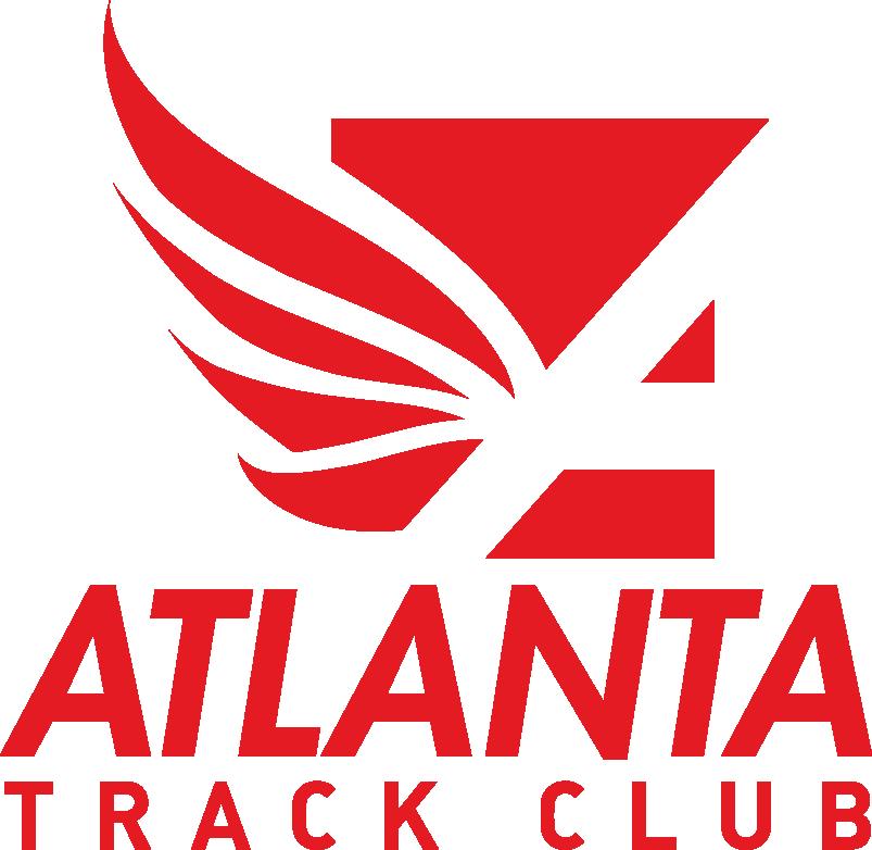 Atlanta Track Club  logo