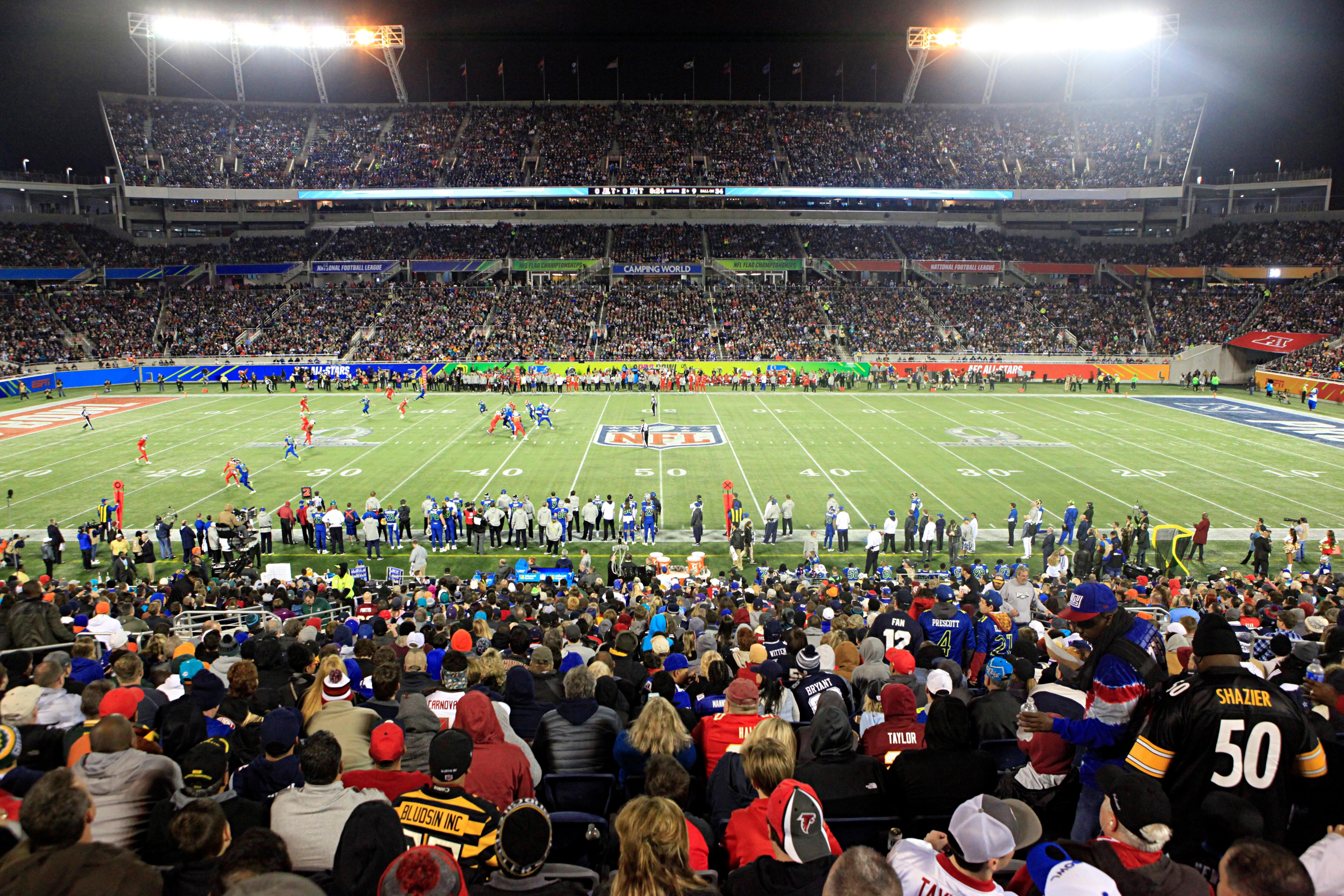 NFL Pro Bowl - Orlando