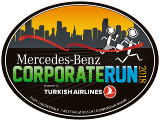 Miami Mercedes-Benz Corporate Run