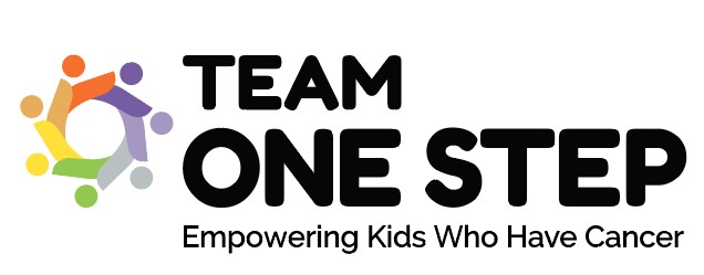 Team One Step/Camp One Step by Children's Oncology Services Logo