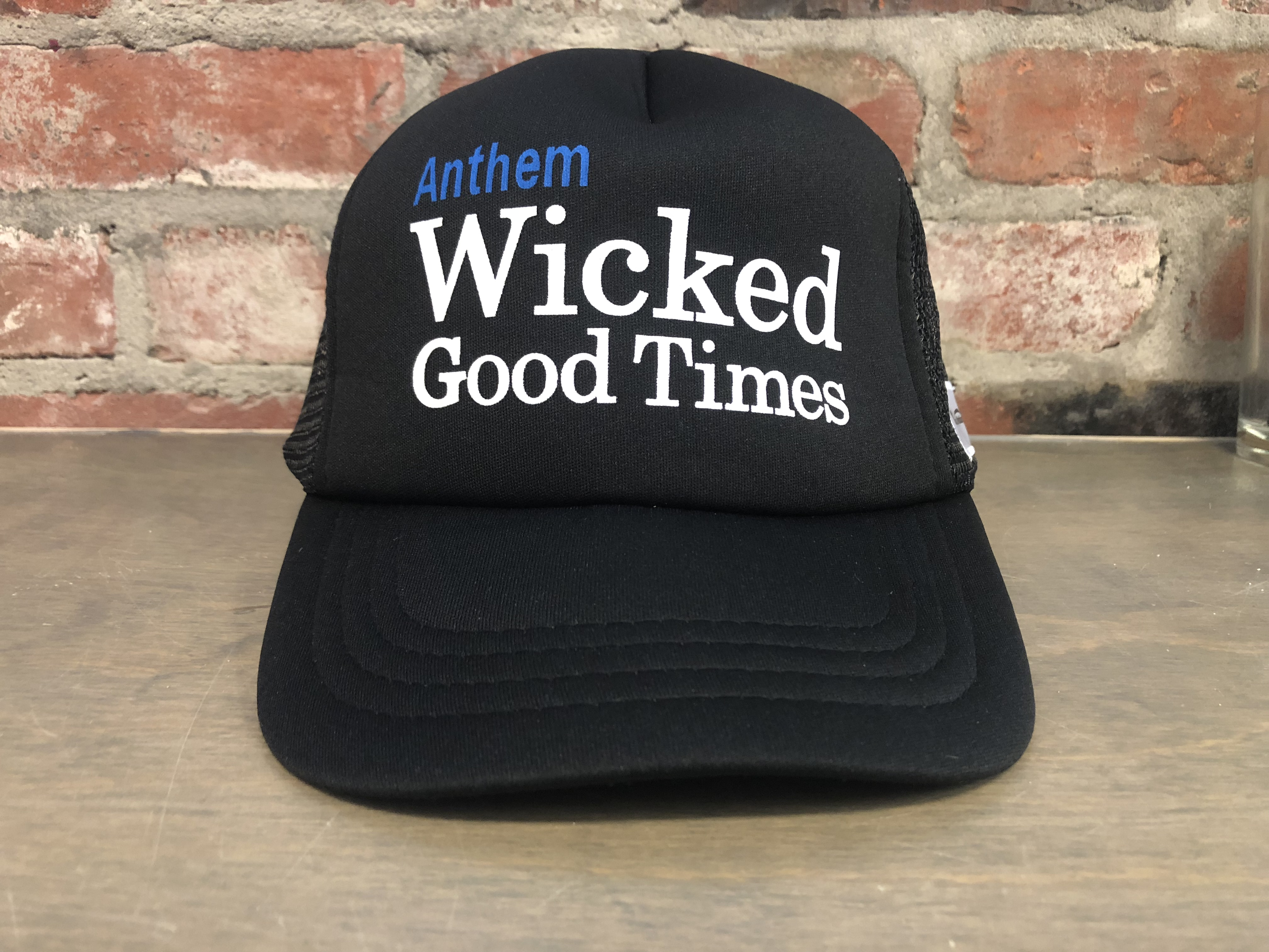 Wicked Good Times Trucker Hat