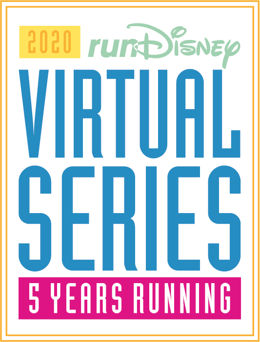 2020 runDisney Virtual Series