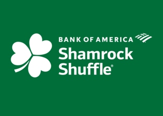 The Mile at the 2022 Bank of America Shamrock Shuffle