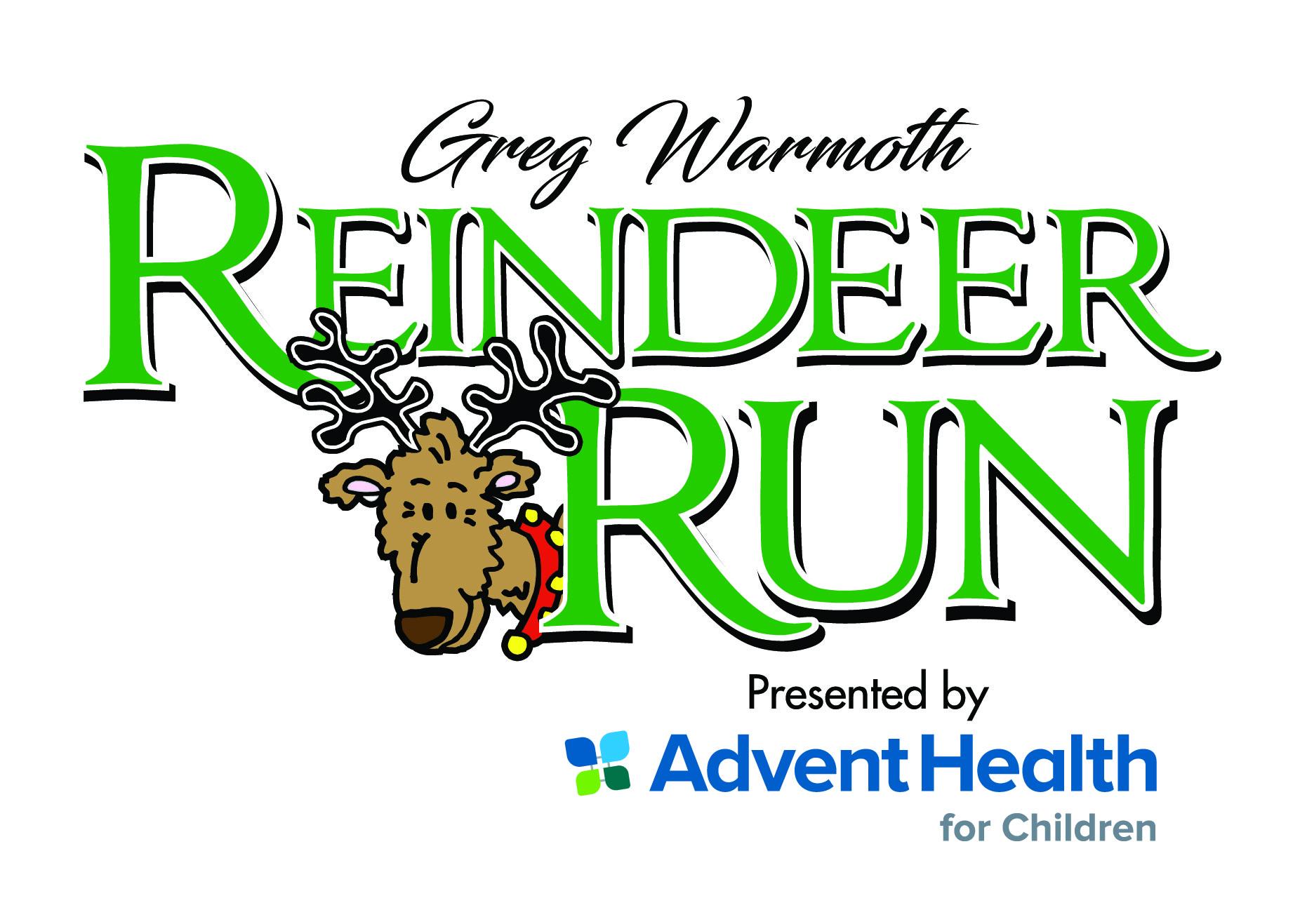 Save $3 on Reindeer Run Logo