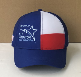 BOCO Gear Hat Aramco Houston Half Marathon