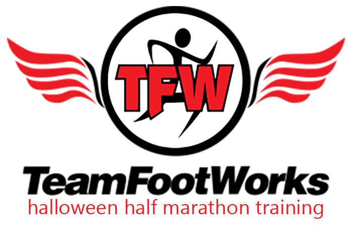 Halloween Half Marathon Training