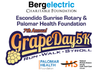 Grape Day 5K - 2017