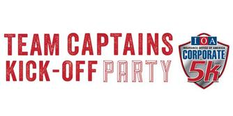 Team Captains' Kick-Off Party