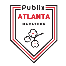 Publix Atlanta Marathon, Half Marathon & 5K Logo