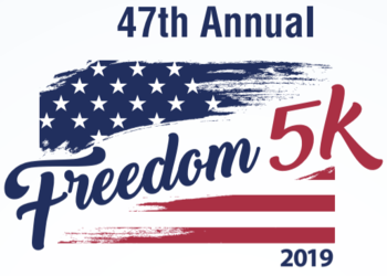 47th Annual Freedom 5K 2019