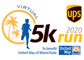 Virtual UPS 5K to benefit United Way of Miami-Dade