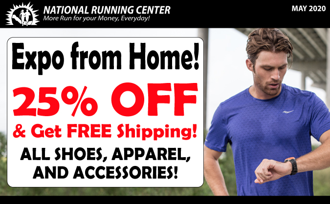Save BIG on all your Running Gear!