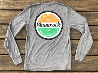 Shamrock Surf Circle Long Sleeve Tee