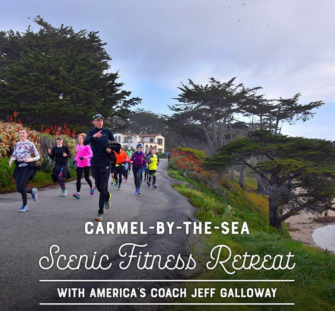 $50 off Jeff's Carmel Retreats!