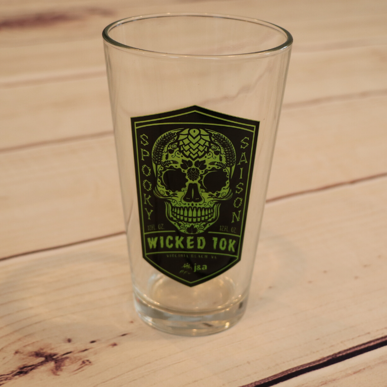 2019 Wicked Pint Glass