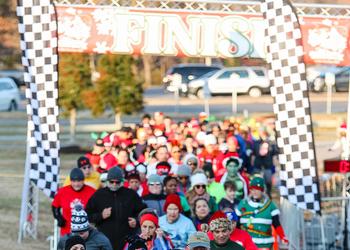 Reindeer Trot 7k Challenge, Reindeer Rally 5k & The  Kids Christmas Mile