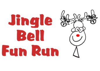 Jingle Bell Fun Run logo