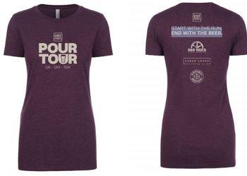 Women's Pour Tour T-Shirt
