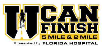 U Can Finish 5 Mile & 2 Mile presented by Florida Hospital