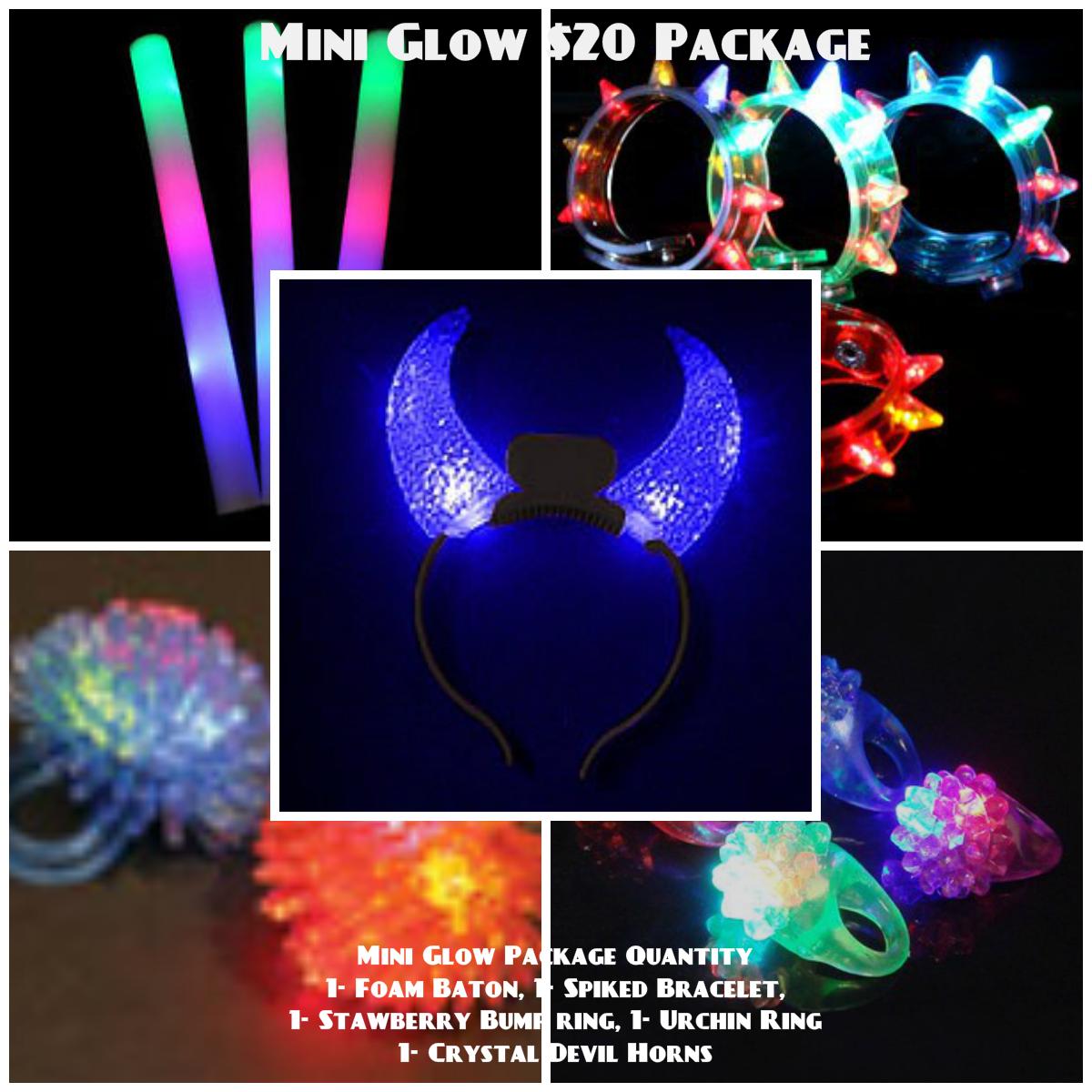 Mini Glow Accessory Pack