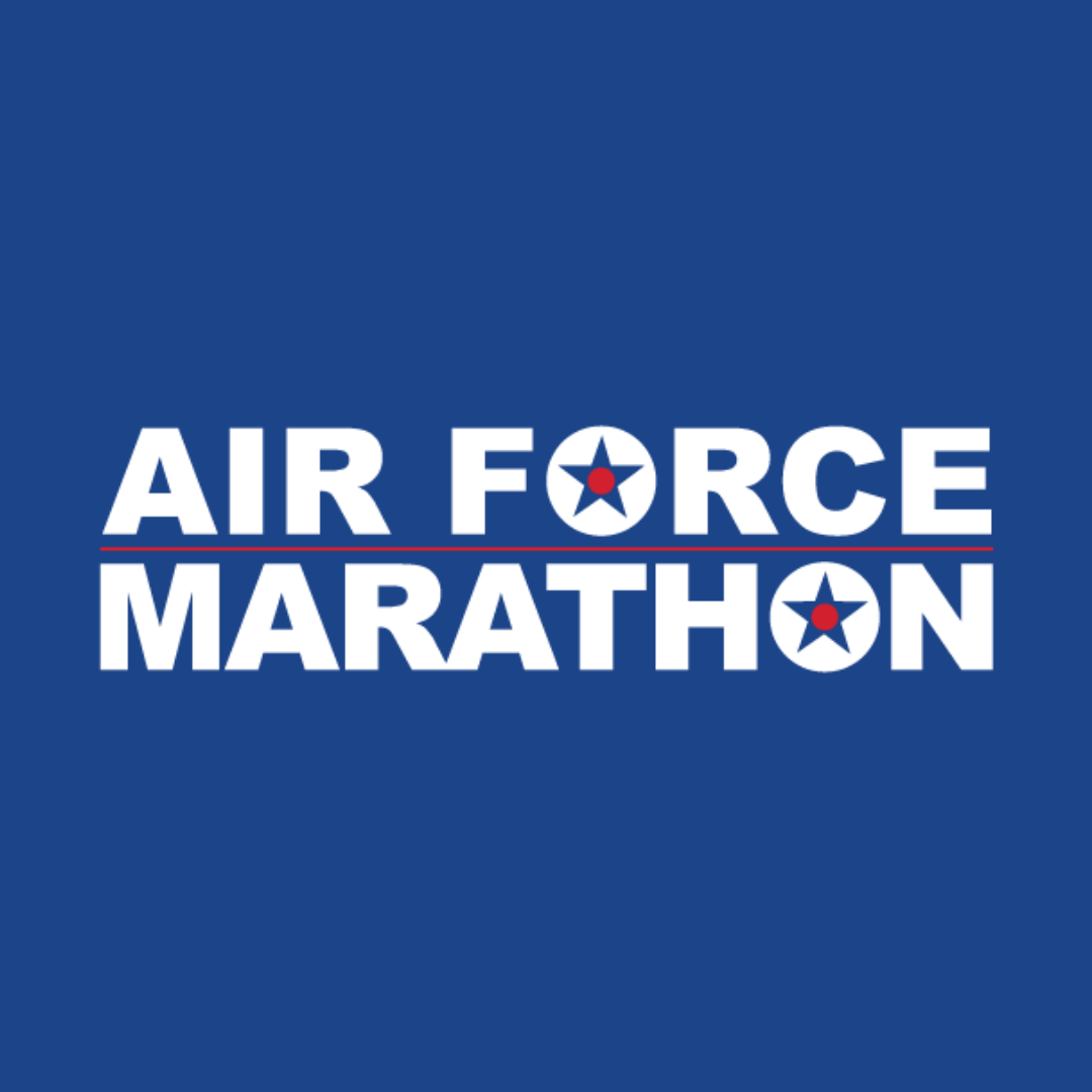 Air Force Marathon 2021 Logo