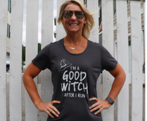 I'm a Good Witch Tech Tee