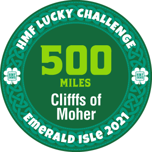 500 Miles /// Cliffs of Moher