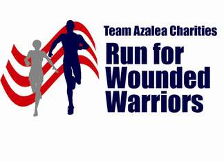 Azalea Charities, Inc. Run For Wounded Warriors logo