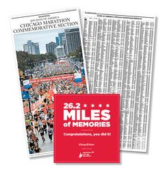 Chicago Tribune Commemorative Results Page Image