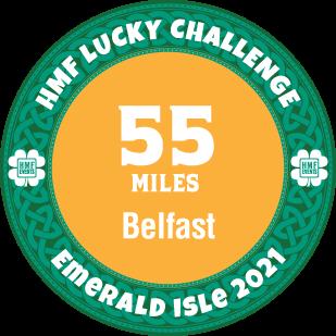 55 Miles /// Belfast