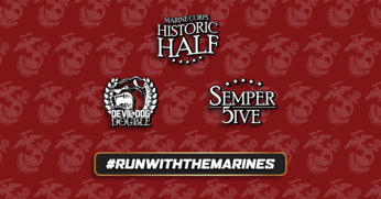 Marine Corps Historic Half Weekend 2021