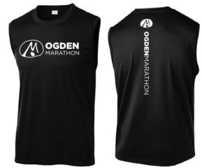 Black Ogden Marathon Tank