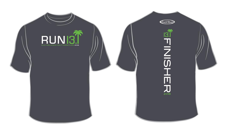 RUN 13.1 Finisher Shirt