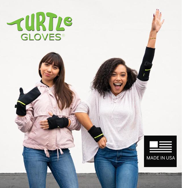 Turtle Gloves