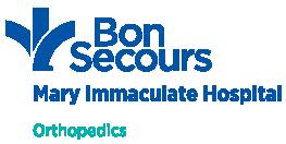 Bon Secours Mary Immaculate Orthopedics