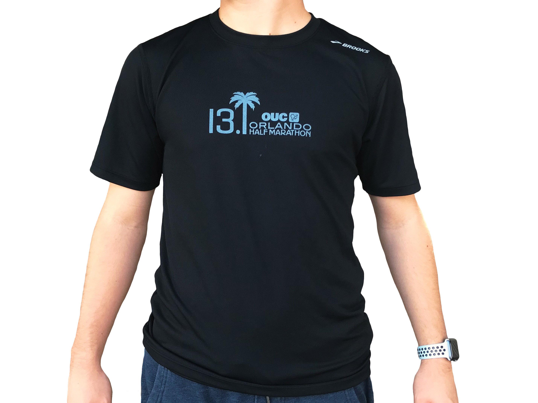 Brooks OUC Orlando Half Marathon Men's Shirt