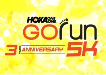 HOKA GO RUN 5K RUN & WALK