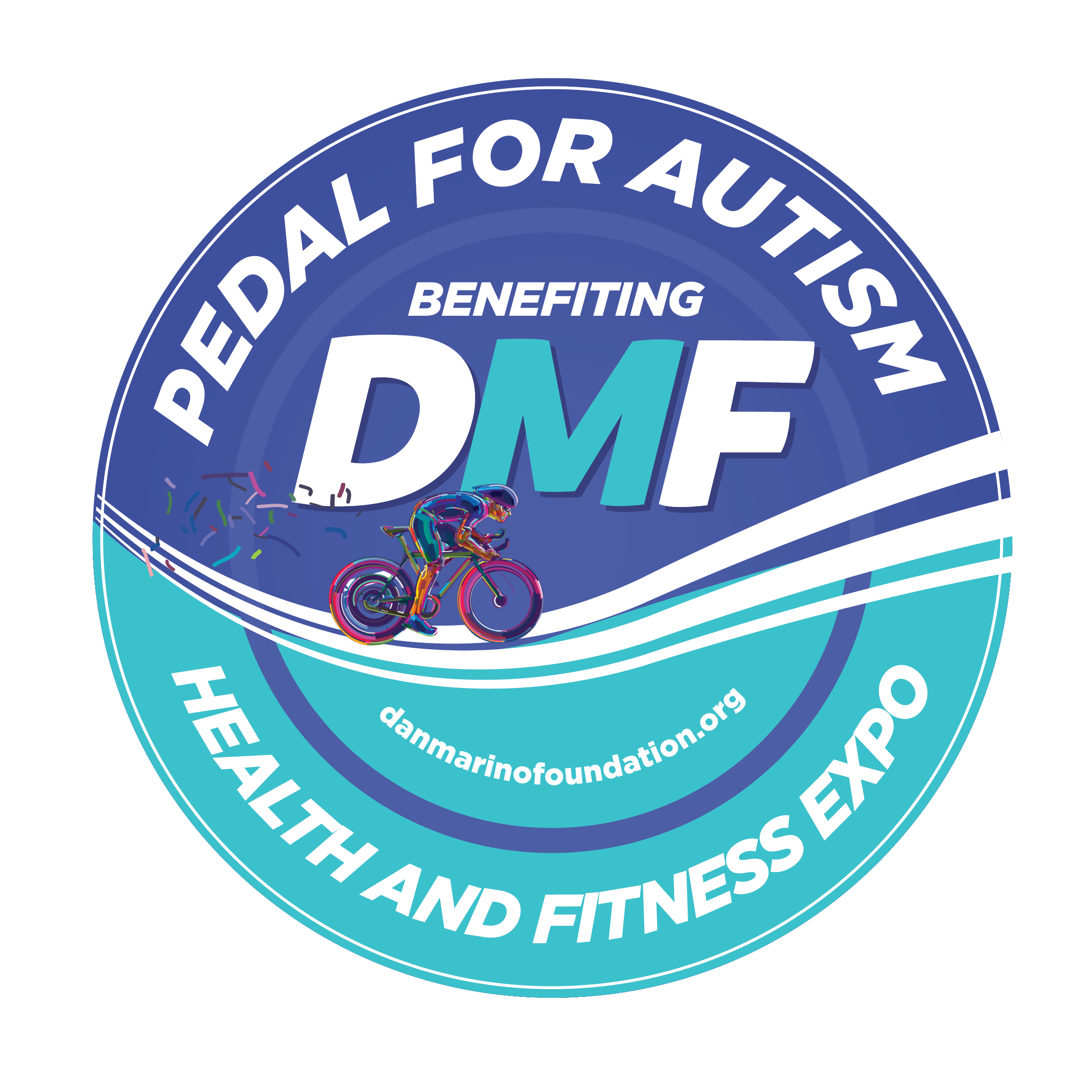 Training Ride for Pedal for Autism